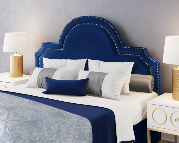 Laylah Navy with Elle Side Table 1