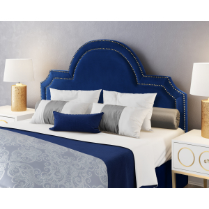 Laylah Navy with Elle Side Table