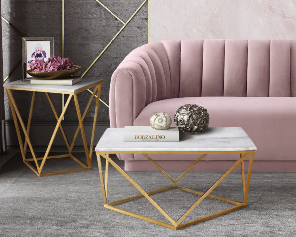 Leopold Table Set Arno Sofa