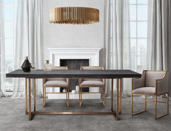 Mason Table with Atara Chairs