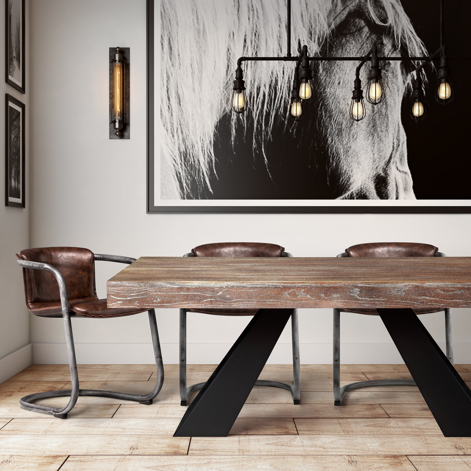 Westwood Ash Dining Table Tov Furniture