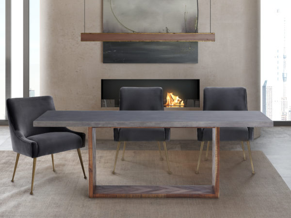 Wykoff Table Beatrix Chairs