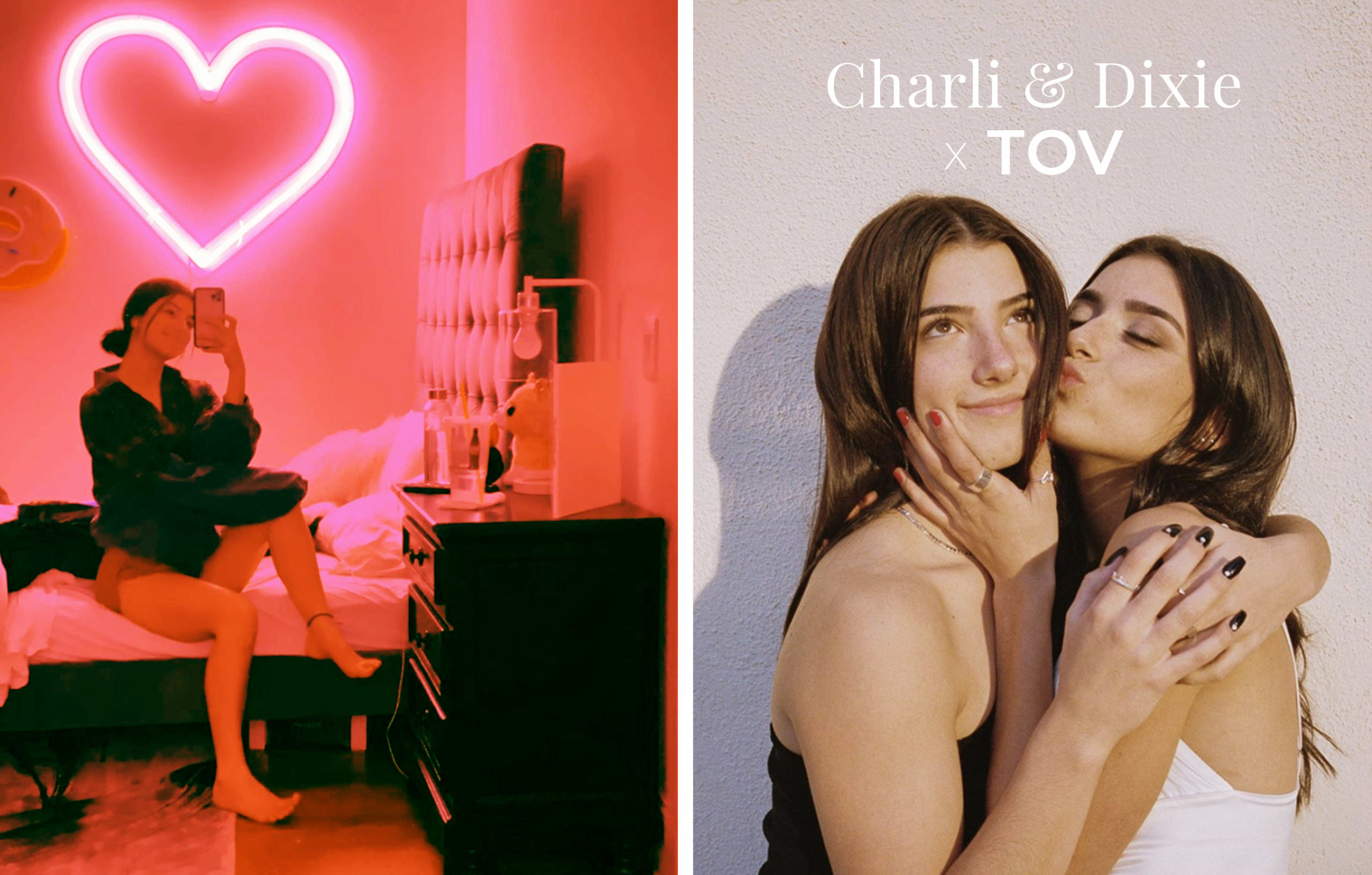 Shop Charli & Dixie Collection