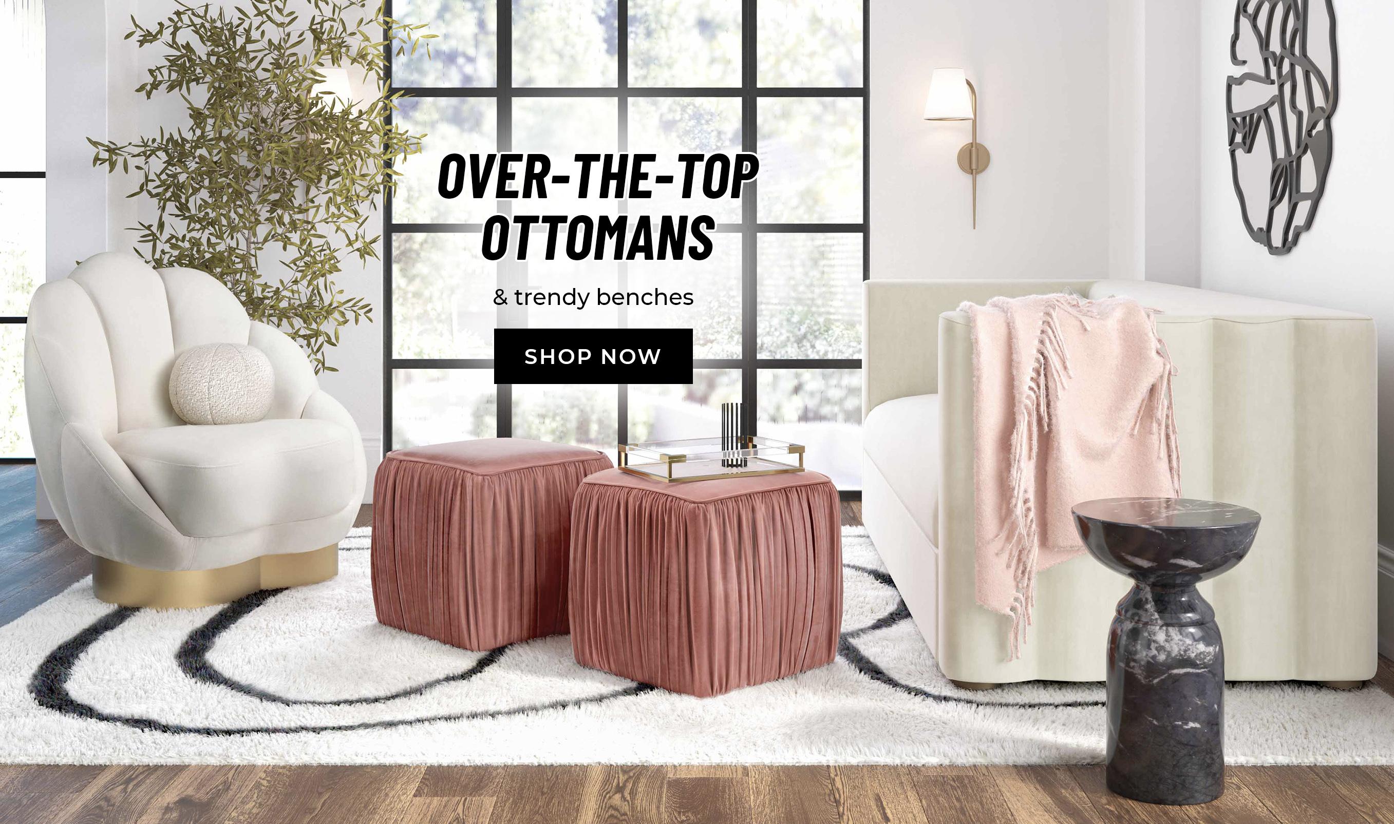 Ottomans shopnow