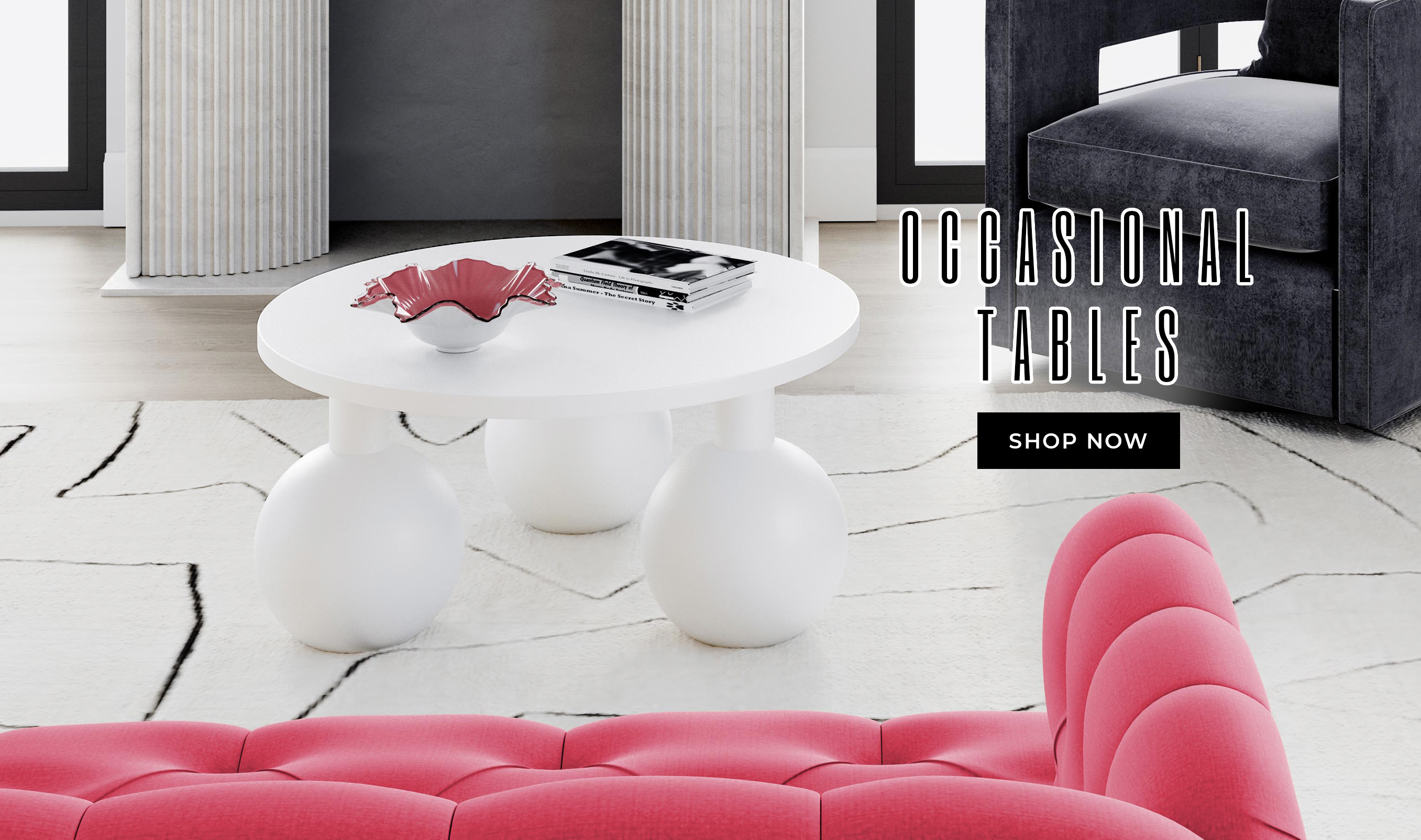 occasional tables shop now